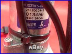 00-06 Mercedes W215 CL600 CL55 AMG Trunk Lid Hydraulic Pump Motor 2158000148 OEM