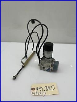 00-06 Mercedes W220 S500 S55 AMG Trunk Lid Hydraulic Pump Motor 2208000048