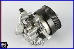 00-06 Mercedes W220 S600 CL600 AMG Power Steering Tandem Pump ABC Hydraulic OEM