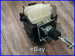 01-02 TOYOTA 4RUNNER Complete ABS Power Brake Pump Booster Assembly Very nice