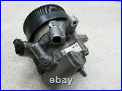 03-06 Mercedes CL600 S600 W215 W220 Power Steering Tandem Pump ABC Hydraulic A