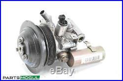 03-06 Mercedes R230 SL500 SL55 AMG Tandem Hydraulic Power Steering Pump ABC