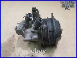 03-06 Mercedes R230 Sl-class Hydraulic Abc Power Steering Tandem Pump Oem