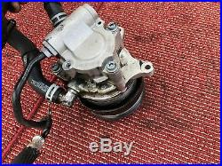 07-13 Mercedes W216 CL550 CL63 S600 POWER STEERING TANDEM ABC HYDRAULIC PUMP OEM