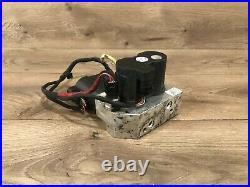 07-2013 Mercedes W221 S63 Amg W216 Cl63 Rear Suspension Abc Valve Block Pump Oem
