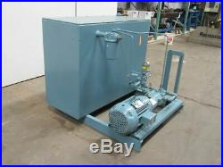 10Hp 150 Gallon Hydraulic Power Unit 230/460V 3 PH