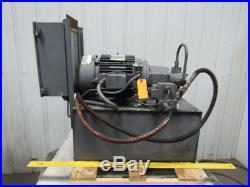 10Hp 25 Gallon Hydraulic Power Unit 230/460V 3 PH