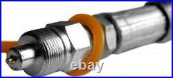 10 Ton Air Hydraulic Foot Pedal Pump Control for Porta Power