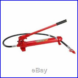 10 Ton Hydraulic Jack Hand Pump Ram Replacement for Porta Power Body Shop Tool