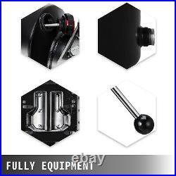 110V Car Lift Hydraulic Power Unit Auto Lifts Hydraulic Pump 2.64gal Automotive