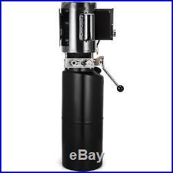110V Car Lift Hydraulic Power Unit Auto Lifts Hydraulic Pump Car Auto Repair