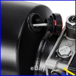 110V Car Lift Hydraulic Power Unit Auto Lifts Hydraulic Pump Manual 2.64gal