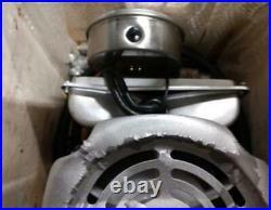 110V Electric Hydraulic Pump Power 750W 10k PSI Manual Valve Single Acting