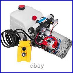 12V DC Double Acting Hydraulic Pump Hydraulic Power Unit with 4.5L 12V ZZ004232