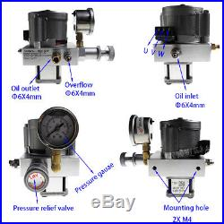 12V Electric Single Acting Hydraulic Pump Power Pack Unit High Pressure Oil Pump