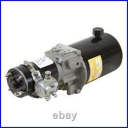 12 Volt DC Delta Power Hydraulic Power Unit S103T4149 9-8509
