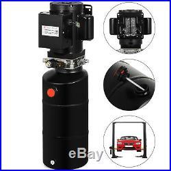 13L Car Lift Hydraulic Power Unit Auto Lifts 110V Car Heavy Duty Hydraulic Pump