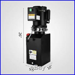 14L Car Lift Hydraulic Power Unit Pack (220V) 60hz 1 ph, 2950 PSI Auto Repair