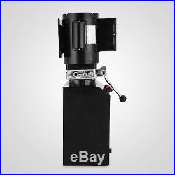 14l Car Lift Hydraulic Power Unit 60hz 1 ph 220V 2950 psi Hydraulic Pump