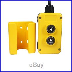 15 Quart Double Acting Hydraulic Pump Dump Trailer Power Unit Controller 12VDC