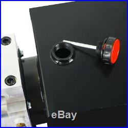 16 Quart Double Hydraulic Pump Acting DC12V Hydraulic Power Unit 3200 PSI Max