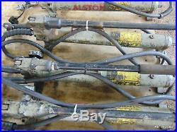 (1) P41 SIMPLEX 1 Speed Hydraulic Hand Pump, 10,000 psi Porta Power TESTED