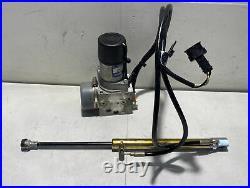 2006 Mercedes W220 S600 S65 AMG Trunk Lid Hydraulic Pump Motor 2208000048