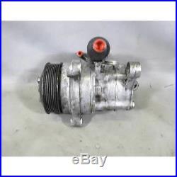 2007-2008 BMW E70 X5 4.8i N62TU V8 Power Steering Tandem Hydraulic Pump USED OEM