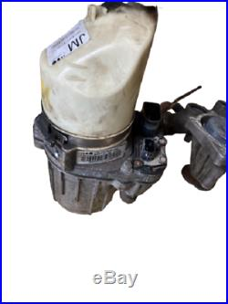 2008-2009 Saturn Astra Power Steering Pump Electric Hydraulic Opt Nr1 Ns1 Ns2