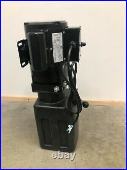 220v Car Lift Hydraulic Pump Power Unit Auto Lifts Hydraulic