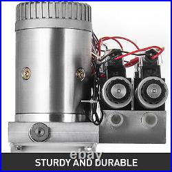 24V DC Double Acting Double Solenoid Hydraulic Power Pack 8L ZZ004239