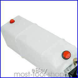 2.2KW 10L Car Lift Hydraulic Power Unit Pump Auto Repair AC motor 60Hz New
