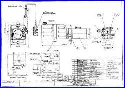3208C Hydraulic Power Unit, Hydraulic Pump, 12V Single Acting, 8Qt, Dump Trailer