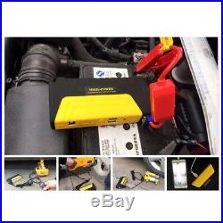 3T Electric Hydraulic Jack+Impact Wrench+Inflator Pump+Emergency Power Charger