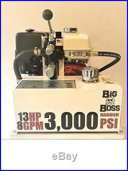 3,000 PSI Hydraulic Power Unit FREE SHIP Hydraulic Power Pack Hydraulic Pump