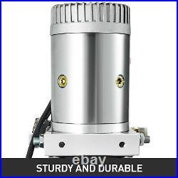 3 Quart Double Acting Hydraulic Pump Dump Trailer Lift Power Unit Car