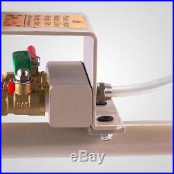 3 Ton Hydraulic Jack Air Pump Lift Porta Power Ram Repair Tool Kit Set
