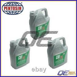 5-Liter Set of 3 Pentosin CHF11S Power Steering Fluid & Hydraulic Pump Fluid