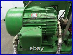 90 Gallon 30 hp Hydraulic Power Unit 3000psi 12gpm Vickers 2520V12A 5 230/460v