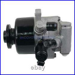 ABC Hydraulic Tandem Power Steering Pump FOR Mercedes W220 S500 S600 CL500 CL600