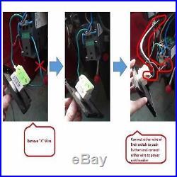 A+110V Car Lift Auto Repair Shop Hydraulic Power unit pump 110V 60HZ 1 PH