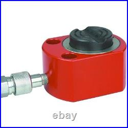 Air 20 Ton Hydraulic Short Pump Lift Ram Auto Body Porta Power Jack New
