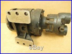 Aircraft Hydraulic Feather Pump & 24v Motor Warbird B-17 Bendix Power Pack 389