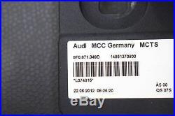 Audi RS5 A5 8F Cabrio Verdeck Cabrioverdeck Stoffdach schwarz 8F0871791