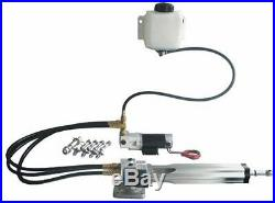 Autopilot Hydraulic Steering System Drive Cylinder & Pump For Simrad & Raymarine