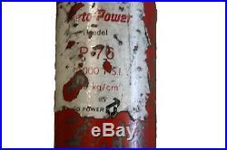 BLACKHAWK Porto-Power Hydraulikhandpumpe 10 Tonnen inklusive Zubehör / P 76