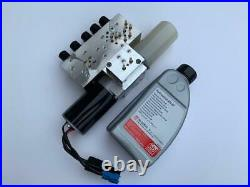 BMW 3 Series E93 Convertible Roof Pump & Motor Unit Only 2007-2013 & free Oil