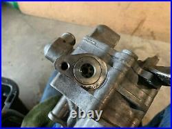 BMW E70 E71 X5 X6 POWER STEERING HYDRAULIC OIL FLUID PUMP With PULLEY OEM 114K