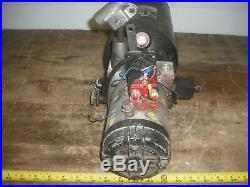 Bailey 12 VDC Hydraulic Power Unit Model# 252-087, 2.5 Gal Reservoir, 1.4 GPM