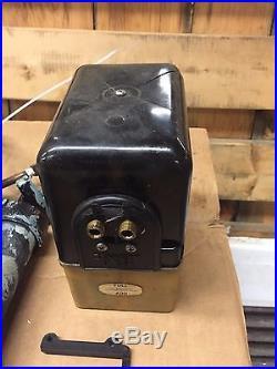 Bennett SS Trim Tabs with Hydraulic Power Unit 12 Volt Pump V351, Bracket Inv3